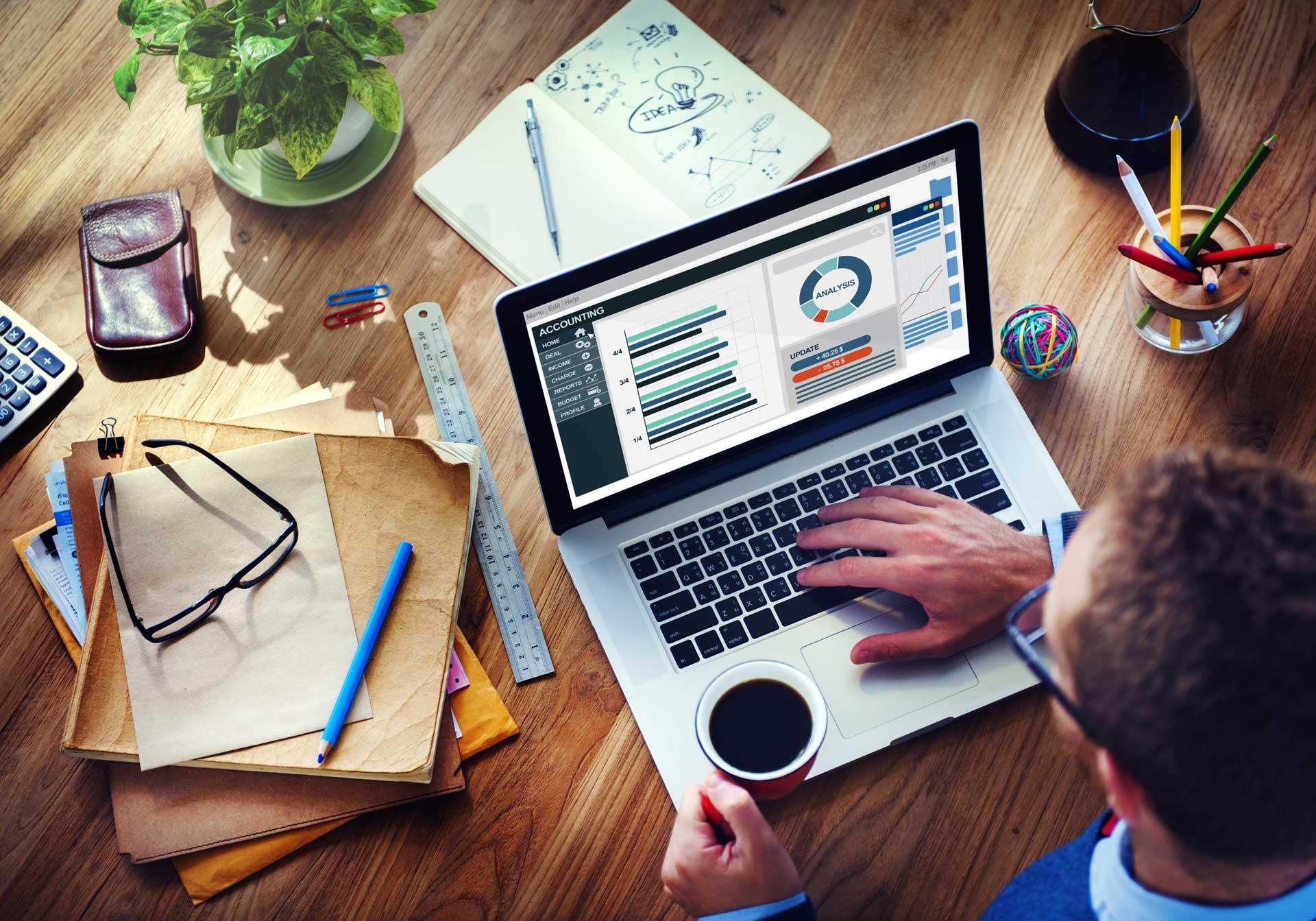 طراحی نرم افزار حسابداری یکپارچه پندار سیستم